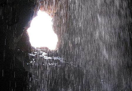 آبشار وقت ساعت,آبشار وقت ساعت کجاست,تصاویر آبشار وقت ساعت