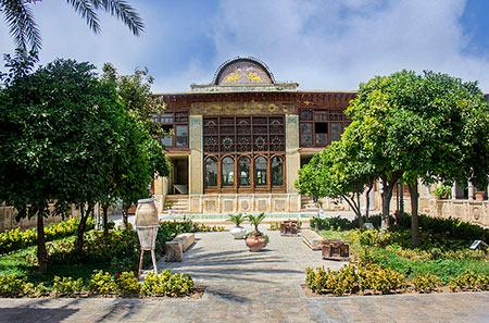 خانه زینت الملوک,خانه زینت الملوک در شیراز,خانه زینت الملوک شیراز