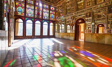 خانه زینت الملوک,خانه زینت الملوک شیراز,خانه زینت الملوک در شیراز