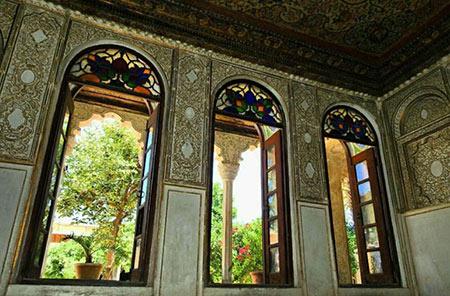 خانه زینت الملک,خانه زینت الملوک شیراز,خانه زینت الملوک در شیراز