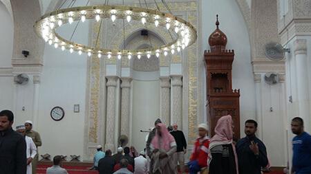 اتفاقات مهم در مسجد ذوقبلتین, علت مهم بودن مسجد ذوقبلتین, مسجد ذوقبلتین کجاست