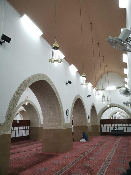 تصاویر مسجد ذوقبلتین, درباره ی مسجد ذوقبلتین, مسجد القبلتین