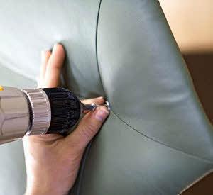 مبله کردن دیوار با پارچه