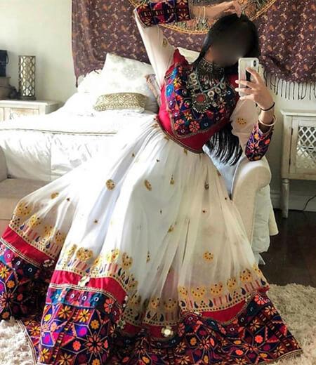 مدل پیراهن افغانی, ایده هایی برای مدل لباس افغانی