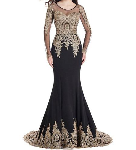 مدل لباس مجلسی عربی