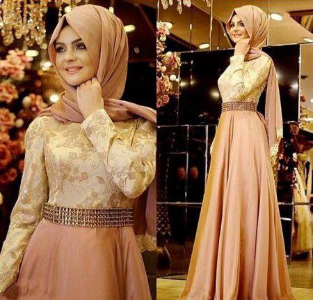 شیک ترین لباس های مجلسی,مدل لباس مجلسی عربی