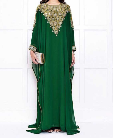 مدل لباس عربی مجلسی جدید,لباس مجلسی عربی