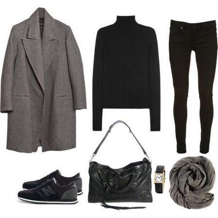 مدل کیف و کفش و شلوار پاییزی,لباس پاییزی