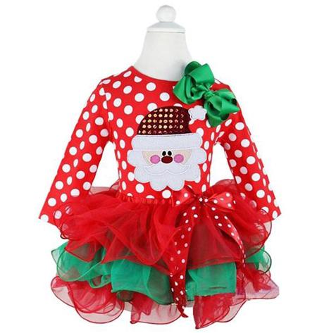 مدل لباس نوزادی کریسمس,لباس های کریسمس نوزادی