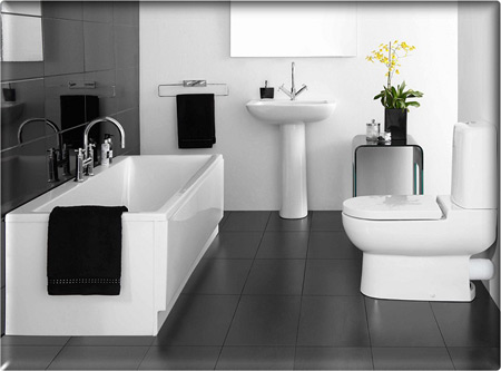 دکوراسیون حمام دستشویی,تصاویر دکوراسیون حمام,طراحی دکوراسیون حمام