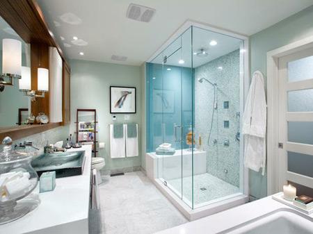 دکوراسیون حمام,مدل دکوراسیون حمام,دکوراسیون حمام کوچک