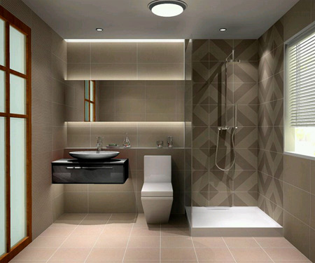 دکوراسیون حمام,مدل دکوراسیون حمام,دکوراسیون حمام دستشویی