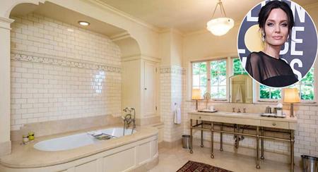تصاویر حمام خانه ستاره ها, دکوراسیون حمام ستاره ها