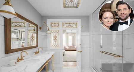 شیک ترین حمام های خانه ستاره ها, دکوراسیون و چیدمان حمام ستاره های هالیوودی