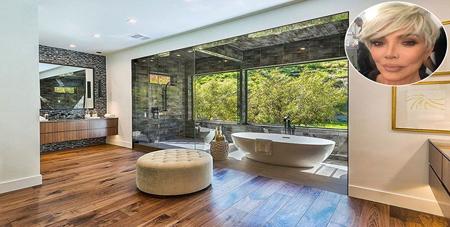 طراحی حمام ستاره های هالیوود,خانه ستاره های هالیوود