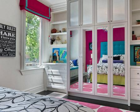 Kids Room Organization Girls Small Spaces Storage Ideas