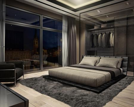 مدرن ترین سرویس های خواب,اتاق خواب های مدرن