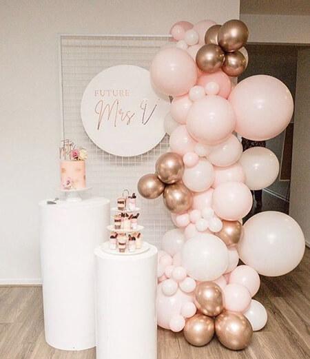 لیست لوازم جشن تولد