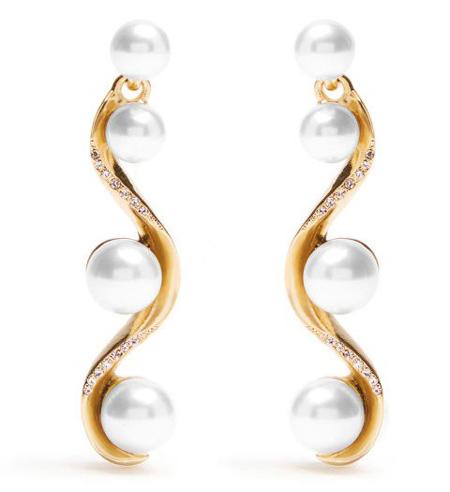 زیباترین مدل گوشواره های عروس,گوشواره های پیشنهادی به عروس خانم ها