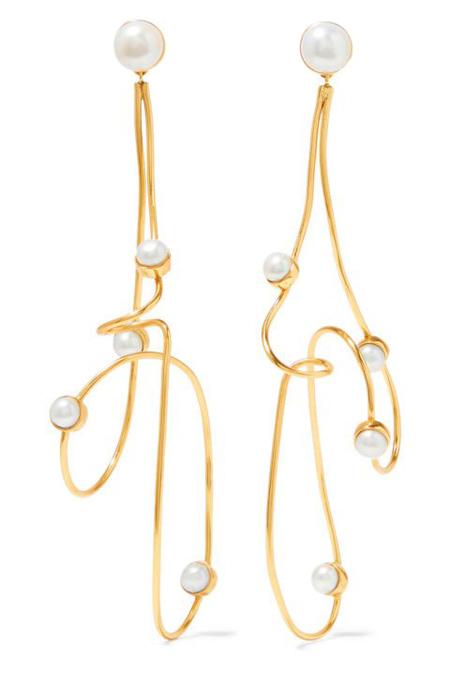گوشواره های پیشنهادی به عروس خانم ها, گوشواره های مناسب عروس خانم ها