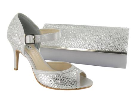 ست کیف و کفش عروس, مدل ست کیف و کفش عروس