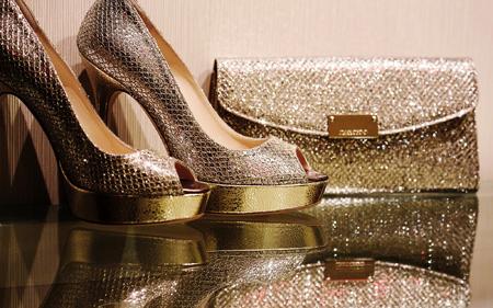 مدل ست کیف و کفش عروس, جدیدترین ست کیف و کفش عروس