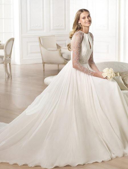 زیباترین لباس عروس,مدل لباس عروس