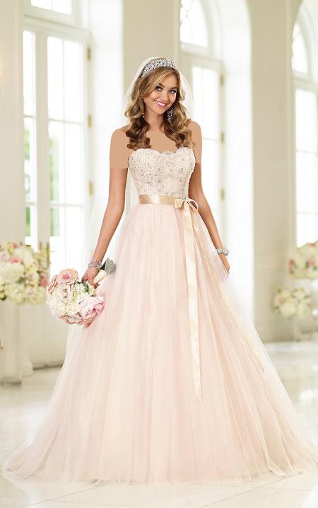مدل لباس عروس,مدل لباس عروس دنباله دار,مدل لباس عروس جدید