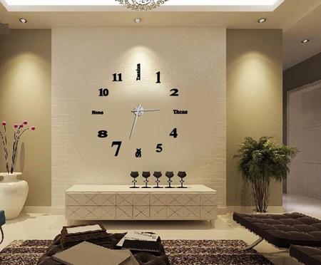 اولین قدم برای خرید ساعت دیواری, بهترین اندازه برای خرید ساعت