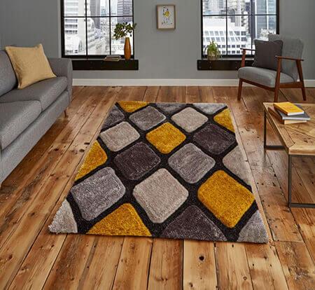 فرش به رنگ های سال 2021, شیک ترین فرش های رنگ سال