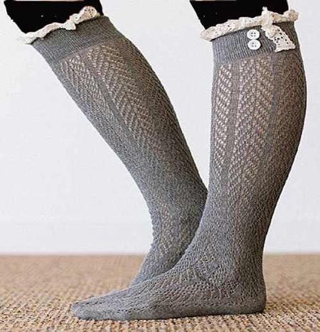 شيک ترين جوراب هاي ساق بلند, جوراب هاي ساق بلند جديد