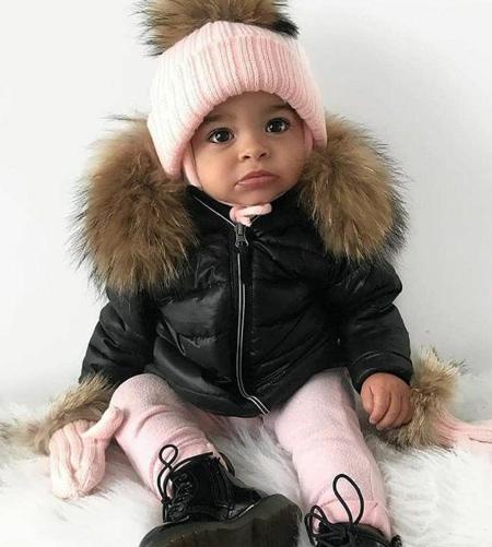 لباس های دخترانه ویژه زمستان,مدل لباس بچه گانه