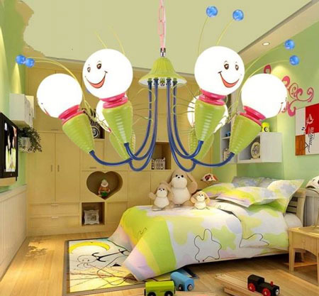 مدل لوستر اتاق خواب کودک,انواع لوستر اتاق خواب کودک,لوستر برای اتاق خواب کودک