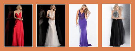 راه های انتخاب رنگ لباس شب, رنگ لباس شب با توجه به رنگ مو و پوست