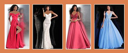 مهارت های انتخاب لباس های رنگی,اصولی برای انتخاب لباس شب
