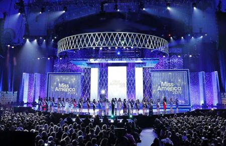 مراسم انتخاب دختر شایسته 2019, انتخاب دختر شایسته امریکا
