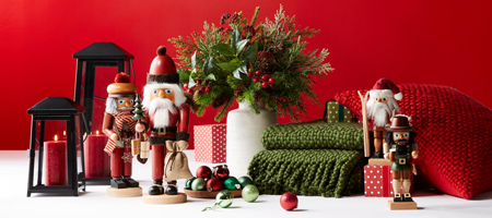 دکوراسیون و چیدمان کریسمس