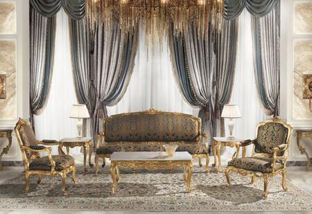 طراحی مبلمان کلاسیک, مدل های مبلمان کلاسیک, شیک ترین مدل مبل کلاسیک
