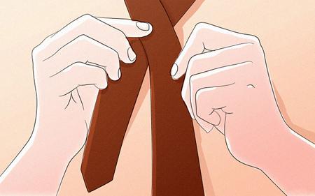 چگونه کراوات ببندیم,آموزش بستن کروات