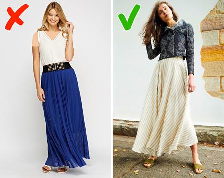 لباس های مناسب, نکاتی برای انتخاب لباس های مناسب