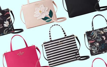 طراحی کیف های کیت اسپید,تصاویر کیت اسپید