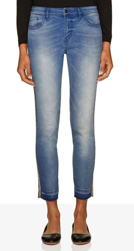 شلوار جین زنانه, شلوار جین زنانه بنتون