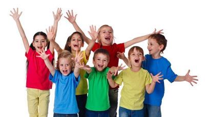 رنگ های لباس کودکان, بهترین رنگ لباس کودکان