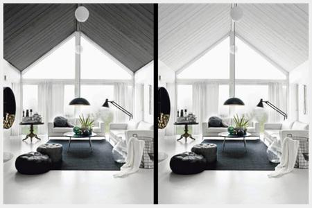 رنگ سقف برای بزرگ شدن فضا, بهترین رنگ سقف برای بزرگ شدن فضا