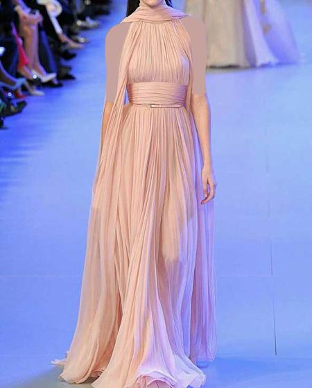شیک ترین لباس به رنگ سال 2019,مدل لباس مجلسی به رنگ سال 98