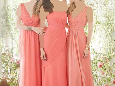 رنگ مد سال 2019,لباس مجلسی شیک به رنگ سال 2019