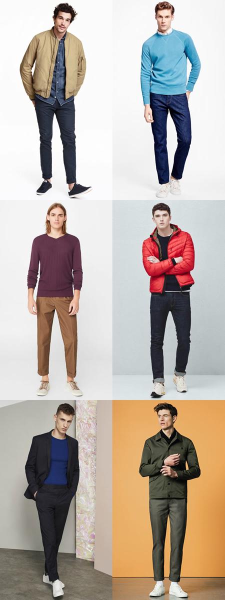 نکاتی برای استفاده از لباس های رنگی,استفاده از لباس های رنگی