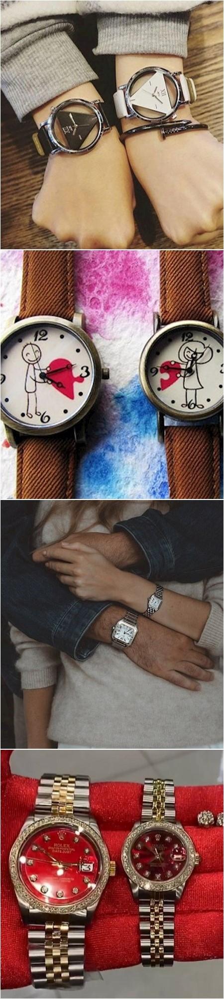 عکس ساعت ست عاشقانه, ست ساعت اسپرت مردانه, ساعت ست اصل