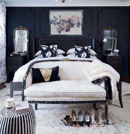 اصول دکوراسیون اتاق خواب رمانتیک, اصول چیدمان اتاق خواب رمانتیک