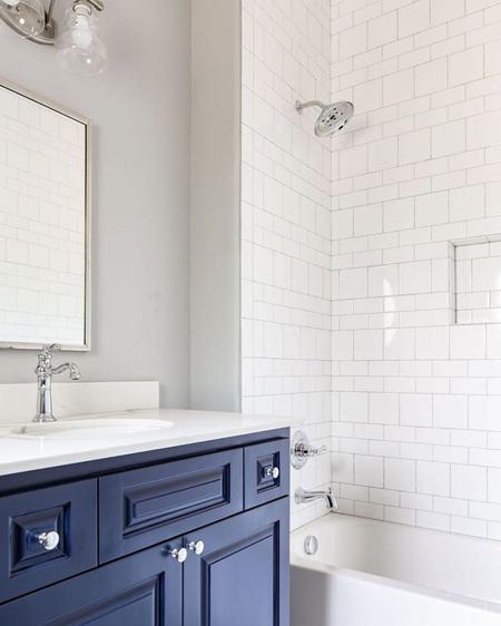 کاربردهای رنگ آبی کلاسیک در دکوراسیون,استفاده از رنگ آبی در چیدمان خانه